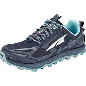 Altra Lone Peak 4.5 Trail Running Schuhe Damen navy/light blue